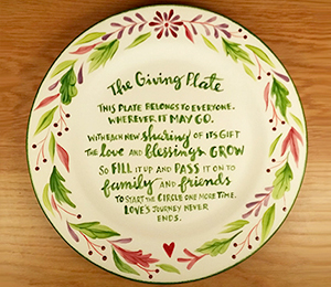 Thousand Oaks The Giving Plate