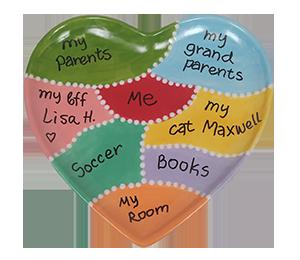 Thousand Oaks Map Of My Heart
